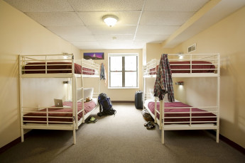 HI - Washington DC : grande dormitorio en Washington DC HI Hostel
