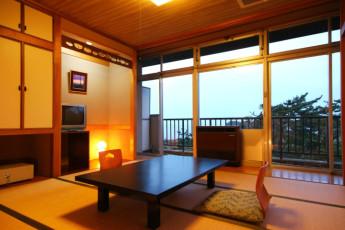 Kyoto-fu - Tango Onsen Hashiudosou YH : hostel interior