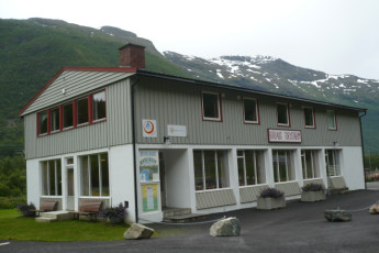 HI Borlaug Vandrerhjem : Photo of youth hostel