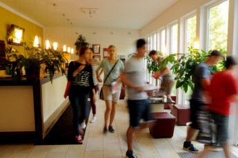 Augsburg : Augsburg hostel in Germany exterior