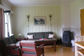 Borlaug : Livingroom and TV room
