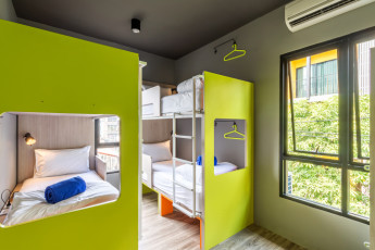 iSanook Hostel : Isanook hostel dorm image