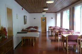 HI Borlaug Vandrerhjem : Breakfastroom