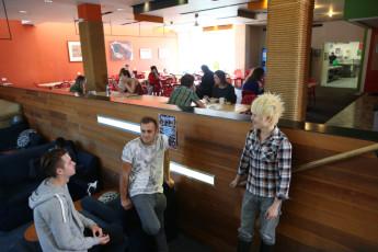Melbourne - Metro YHA : Lounge