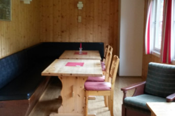 HI Borlaug Vandrerhjem : Livingroom
