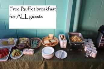 HI Siem Reap Deluxe : Free Breakfast
