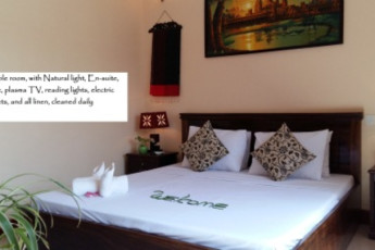 HI Siem Reap Deluxe : Double Room