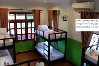 HI Siem Reap Deluxe : Dorms