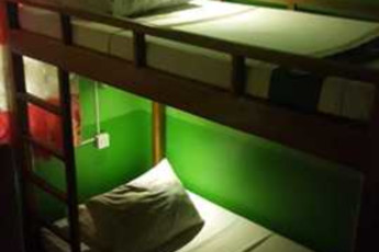 HI Siem Reap Deluxe : Strong, clean dorm beds