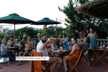 HI Siem Reap Deluxe : Social Nights!