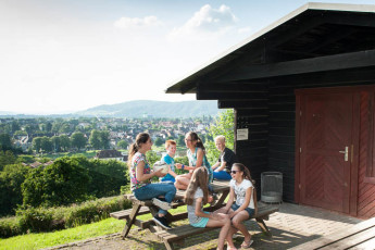Bodenwerder : Bodenwerder hostal en Alemania comedor