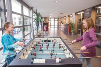 Leuven - De Blauwput : hostel de blauwput games