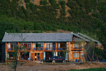 Lijiang Lugu Lake Memory of March Youth Hostel :