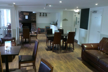Callander Hostel : Callander cafe