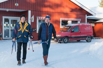 Orsa : skiing in Orsa