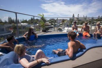 Yamba YHA  - Backpacker Beach Resort : Yamba