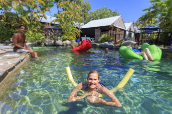 Port Douglas - Coral Beach Lodge : Port Douglas