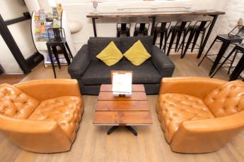 YHA Bristol : 018011 - Bristol Hostel - comfy seats image