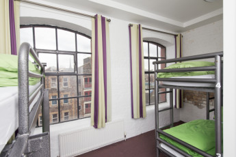 YHA Bristol : 018011 - Bristol Hostel - dorm room with view image