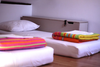 Youth Hostel Alieti : 092579-Youth Hostel Alieti - 2 bed with linen image