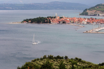 Youth Hostel Alieti : 092579-Youth Hostel Alieti - Izola - Slovenia - sea view image