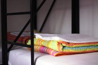 Youth Hostel Alieti : 092579-Youth Hostel Alieti - bed with linen image
