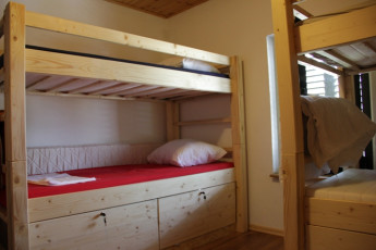 Youth Hostel Bovec : 092580 - Bocev Hostel, 4 dorm room image