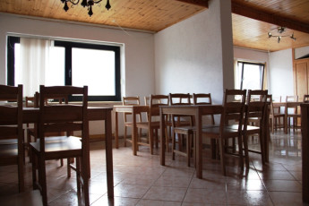 Youth Hostel Bovec : 092580 - Bocev Hostel, dining room image