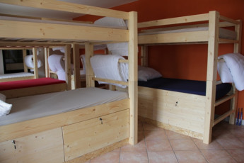 Youth Hostel Bovec : 092580 - Bocev Hostel, large dorm room image