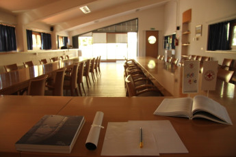 Youth Hostel Debeli Rtič : 092609 – Hostel Develi Rtic – u shape meeting room image