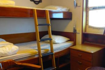 Turku - Laivahostel Borea : Cabin on 6. deck