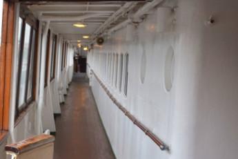 Turku - Laivahostel Borea : Corridor