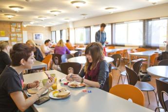 Oslo Haraldsheim : Haraldsheim breakfast room