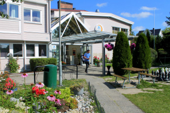 Oslo Haraldsheim : Oslo Youth Hostel Haraldsheim se bouchent