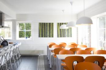 Oslo Haraldsheim : Haraldsheim guest kitchen