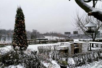 Oslo Haraldsheim : Haraldsheim winter