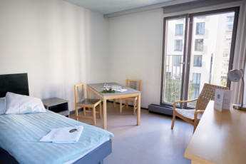 Helsinki - Hostel Domus Academica : Helsinki - Hostel Domus Academica bedroom