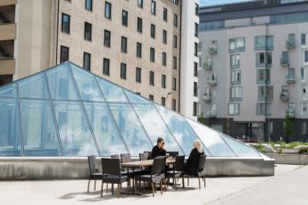Helsinki - Hostel Domus Academica : Helsinki - Hostel Domus Academica external