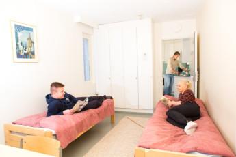 Joensuu - Finnhostel Joensuu : Joensuu - Finnhostel Joensuu - twin room