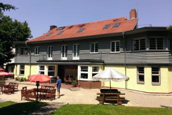 Weimar - Maxim Gorki : Exterior view of Weimar - Maxim Gorki Hostel, Germany