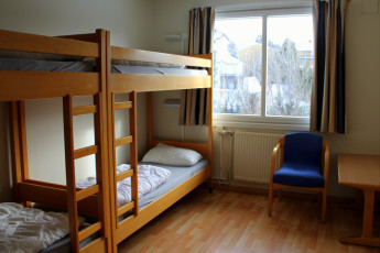 Oslo Haraldsheim : Oslo Haraldsheim hostel dorm image