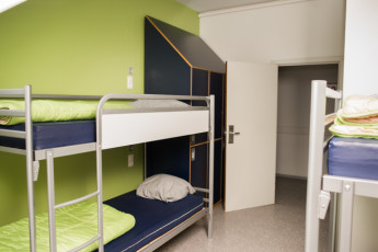Tournai - Tournai Youth Hostel :