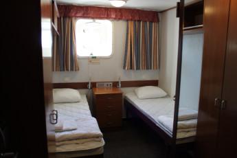 Turku - Laivahostel Borea : 2 bed cabin