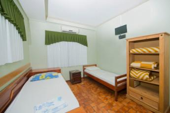 HI Hostel Iguassu Evelina : X540704 - HI Hostel Iguassu Evelina hostel - Twin room image