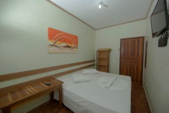 HI Hostel Iguassu Evelina : X540704 - HI Hostel Iguassu Evelina hostel - double room 2 with TV image