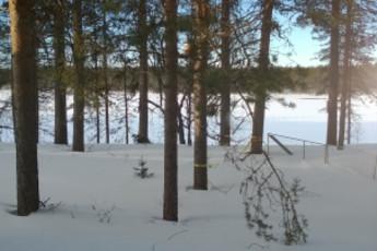 Nuoriso- ja luontomatkailukeskus Oivanki : X540705 - Nuoriso hostel - Lake view image