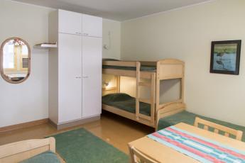 Nuoriso- ja luontomatkailukeskus Oivanki : X540705 - Nuoriso hostel - Triple room with table image