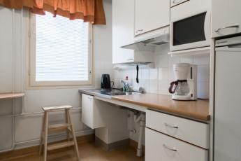 Nuoriso- ja luontomatkailukeskus Oivanki : X540705 - Nuoriso hostel - kitchen image