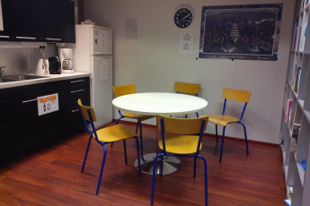Turku - Laivahostel Borea : kitchenette