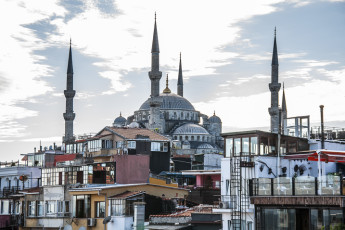 Istanbul - The Orient Hostel :
